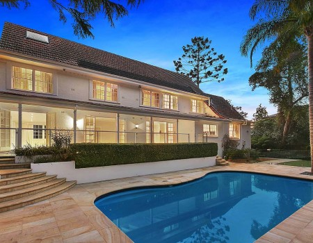 Kyle Sandilands selling St Ives house